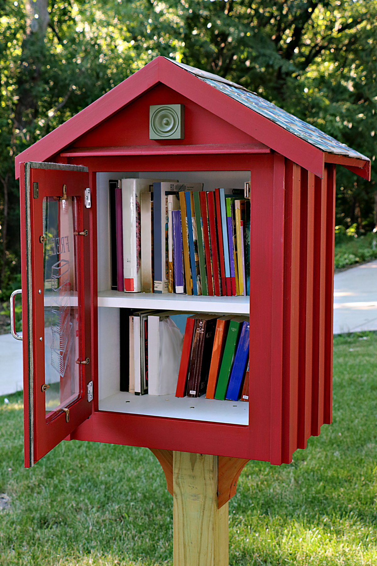 Experience the Little Free Libraries in the Area
