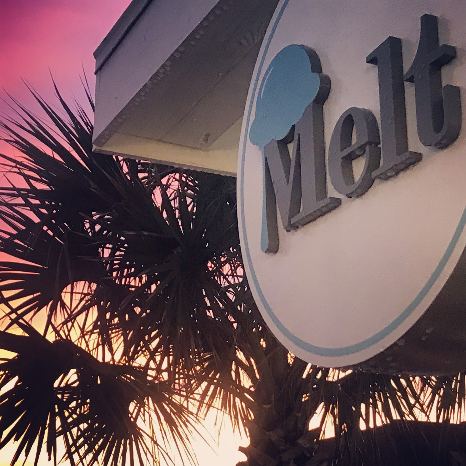 Enjoy Melt Ice Cream on Main Street