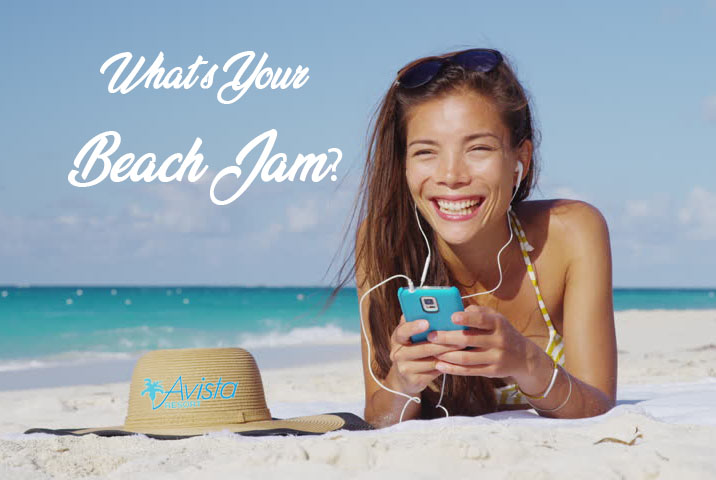 What's Your Beach Jam?
